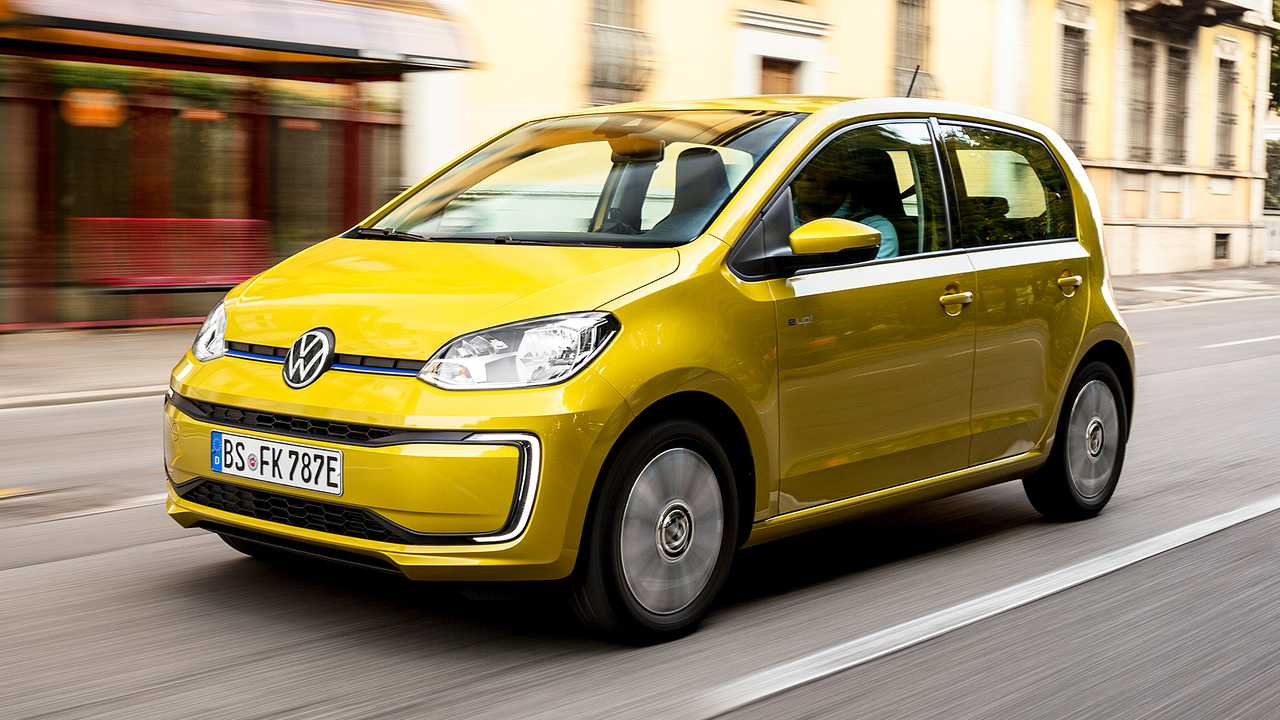 Volkswagen e-up! 2020