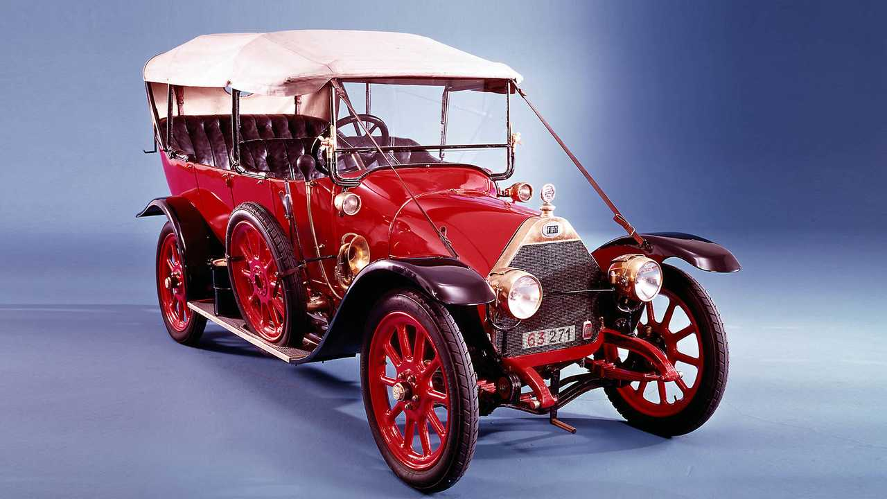 Fiat Zero (1912)