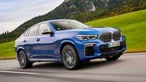 BMW X6 (2020) im Test