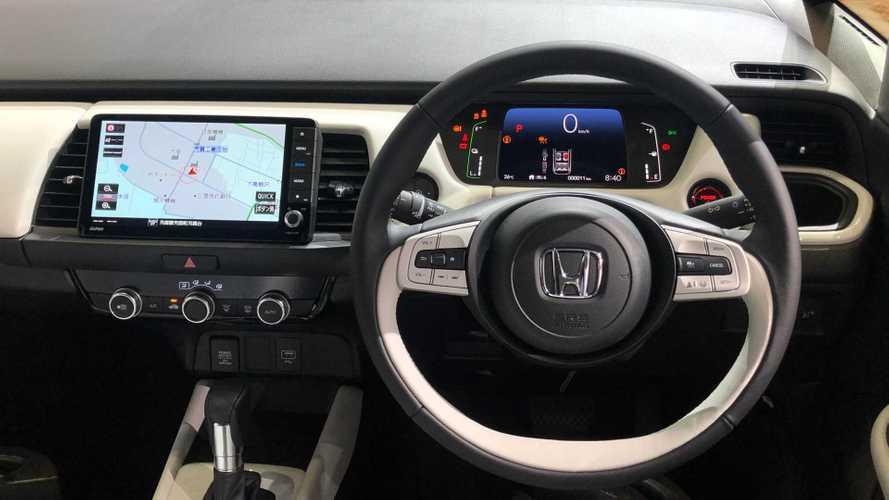 Honda dokunmatik klima kontrollerini mantık dışı buluyor