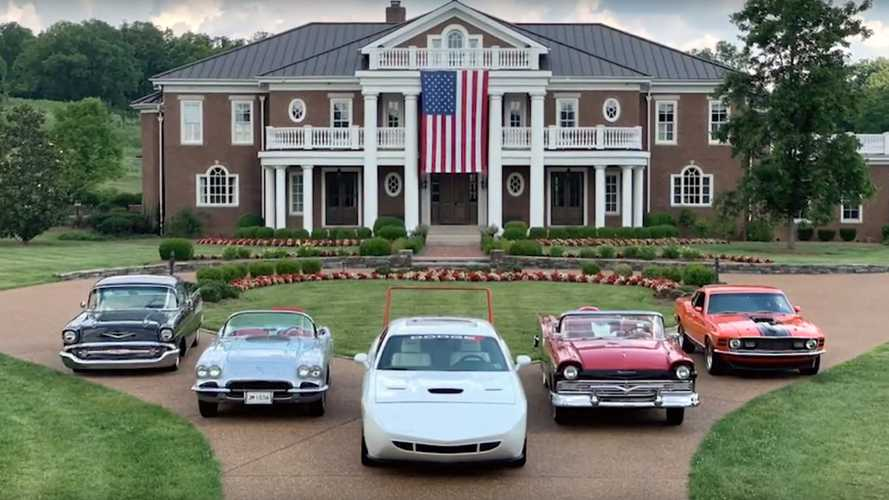 George Shinn Talks About His Vast Car Collection Up For Auction