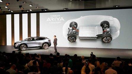 Nissan, Infiniti, Renault and Mitsubishi to share EV platform
