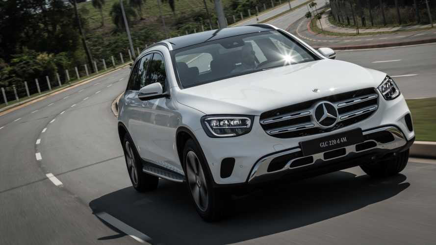 Mercedes-Benz GLC e GLC Coupé 2020 (BR)