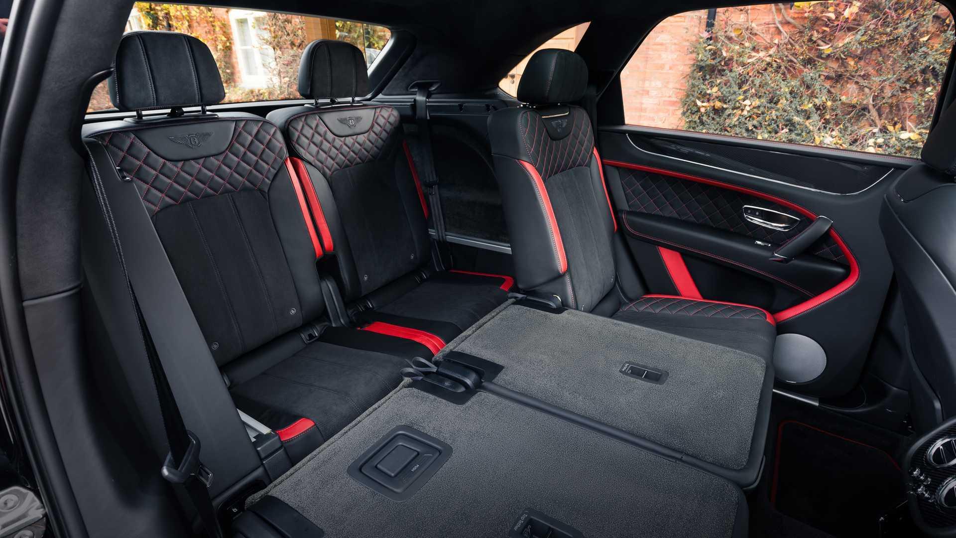 Bentley Bentayga 2020 Ahora Con Cuatro O Siete Plazas