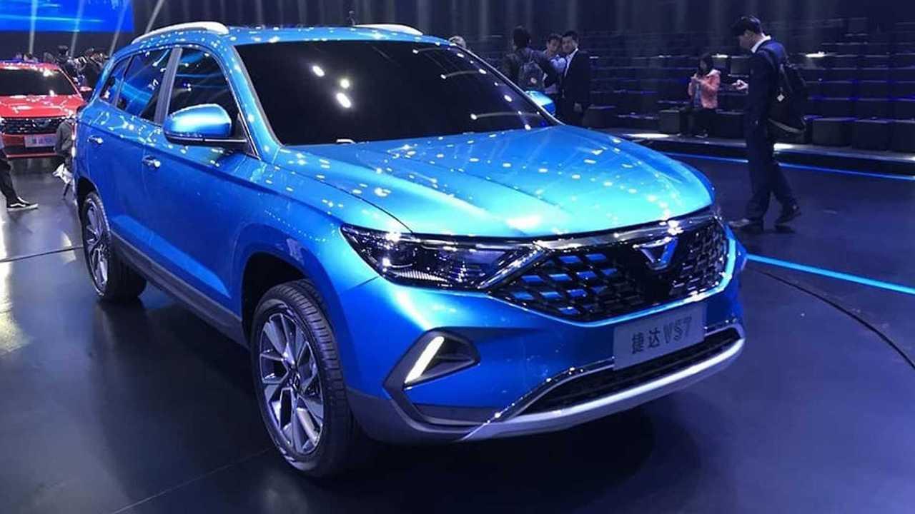 Jetta VS7, a kínai SEAT Tarraco