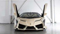 2014 Lamborghini Veneno Roadster sold at auction for nearly $8.3 million