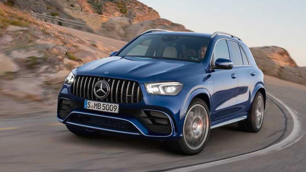 Gle 63s Amg >> Mercedes-AMG GLE 63 S 2020: rompiendo la barrera de los 600 CV