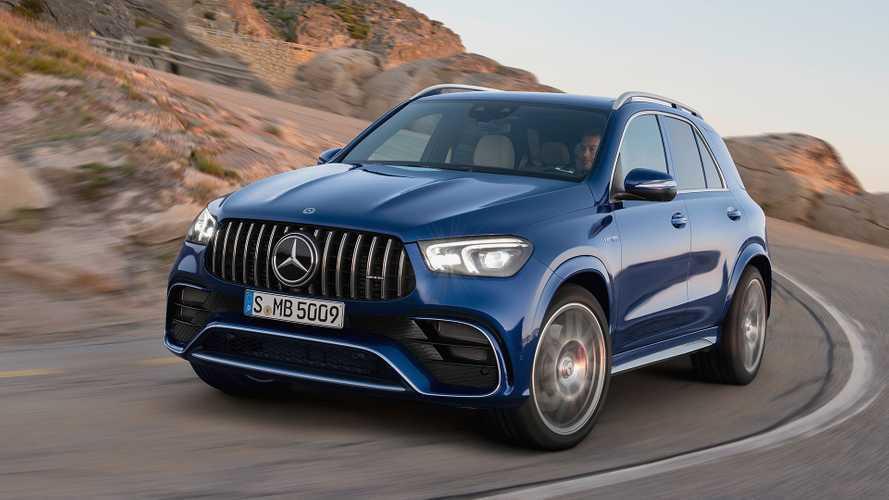 Mercedes-AMG GLE 63 S 2020: rompiendo la barrera de los 600 CV