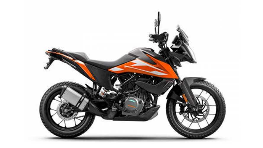 New KTM 250 Adventure Expected To Debut In October