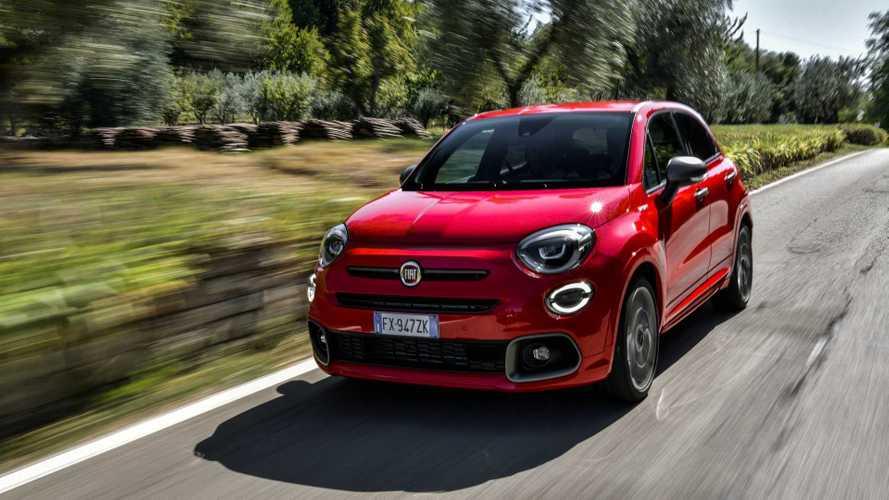 Fiat 500X: Leasing für 209 Euro/Monat inkl. iPhone 12 (Anzeige)
