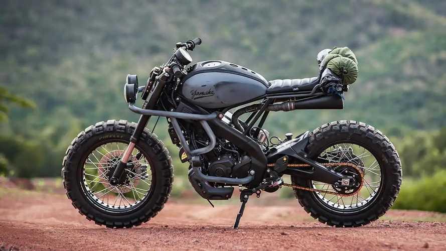 K-Speed Trail Breaker: 2020 Yamaha XSR155