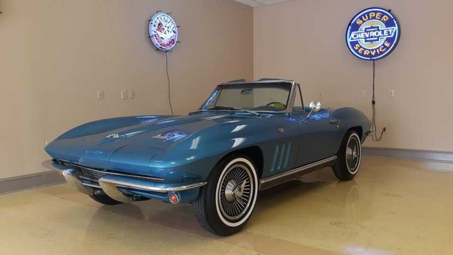 Add This 1966 Chevy Corvette L79 To Your Garage