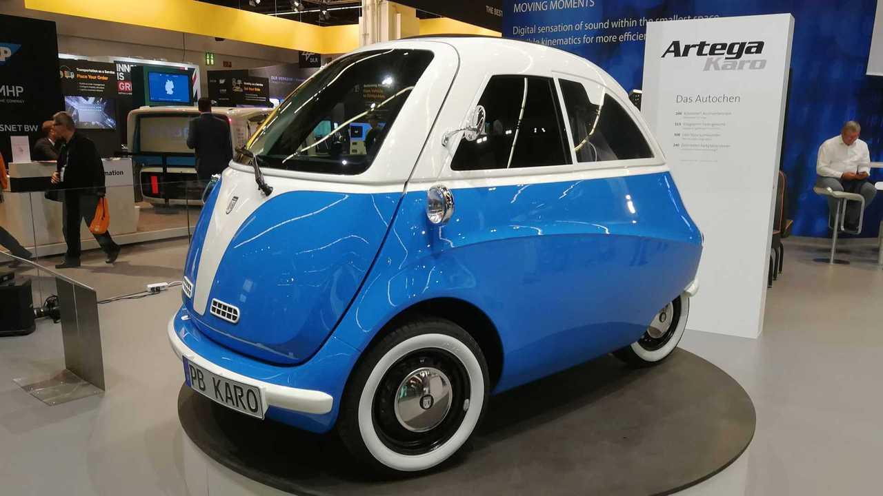 Artega Karo 2020, el Isetta eléctrico