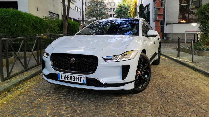 Une voiture sur 10 vendues par Jaguar est un I-Pace !