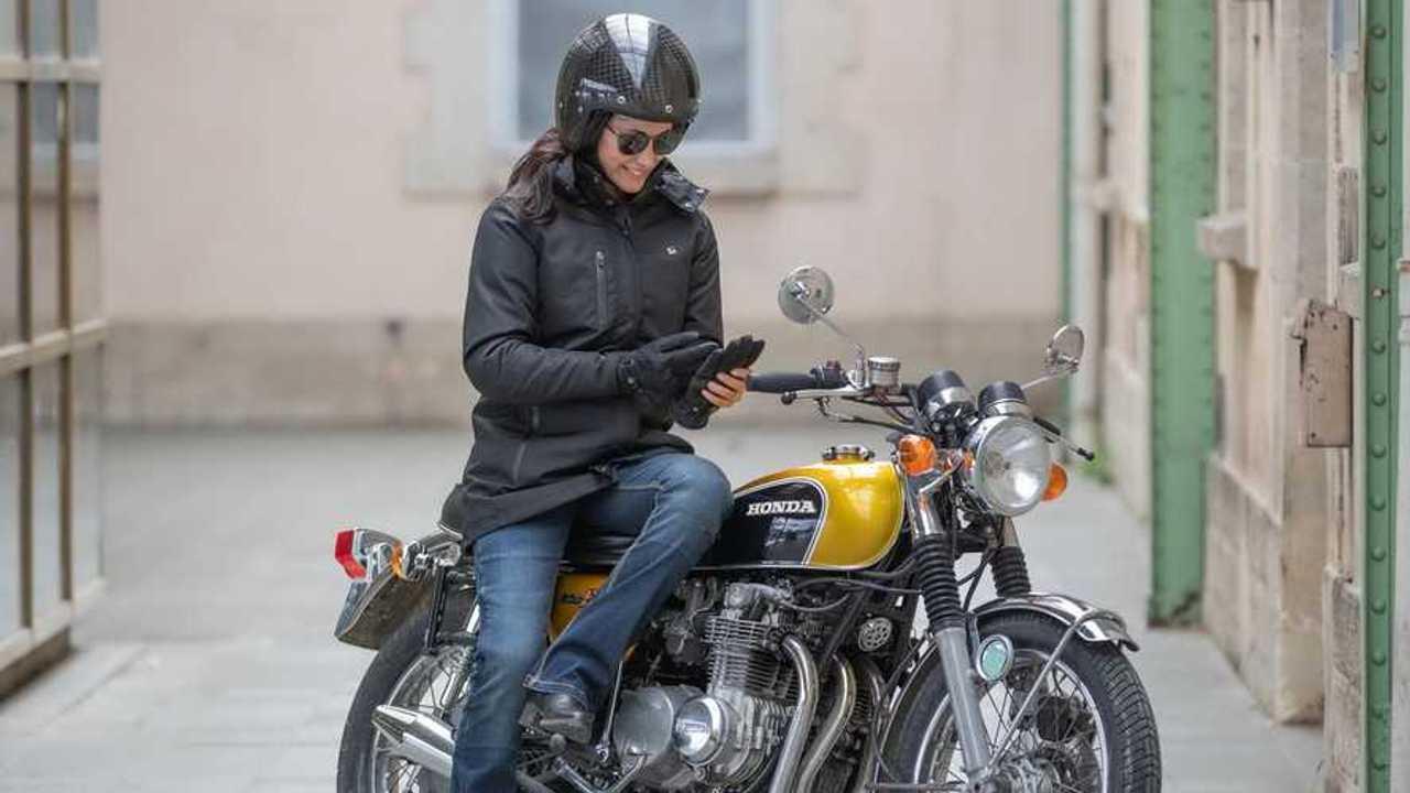 Chaquetas de moto Overlap Brighton y Regent
