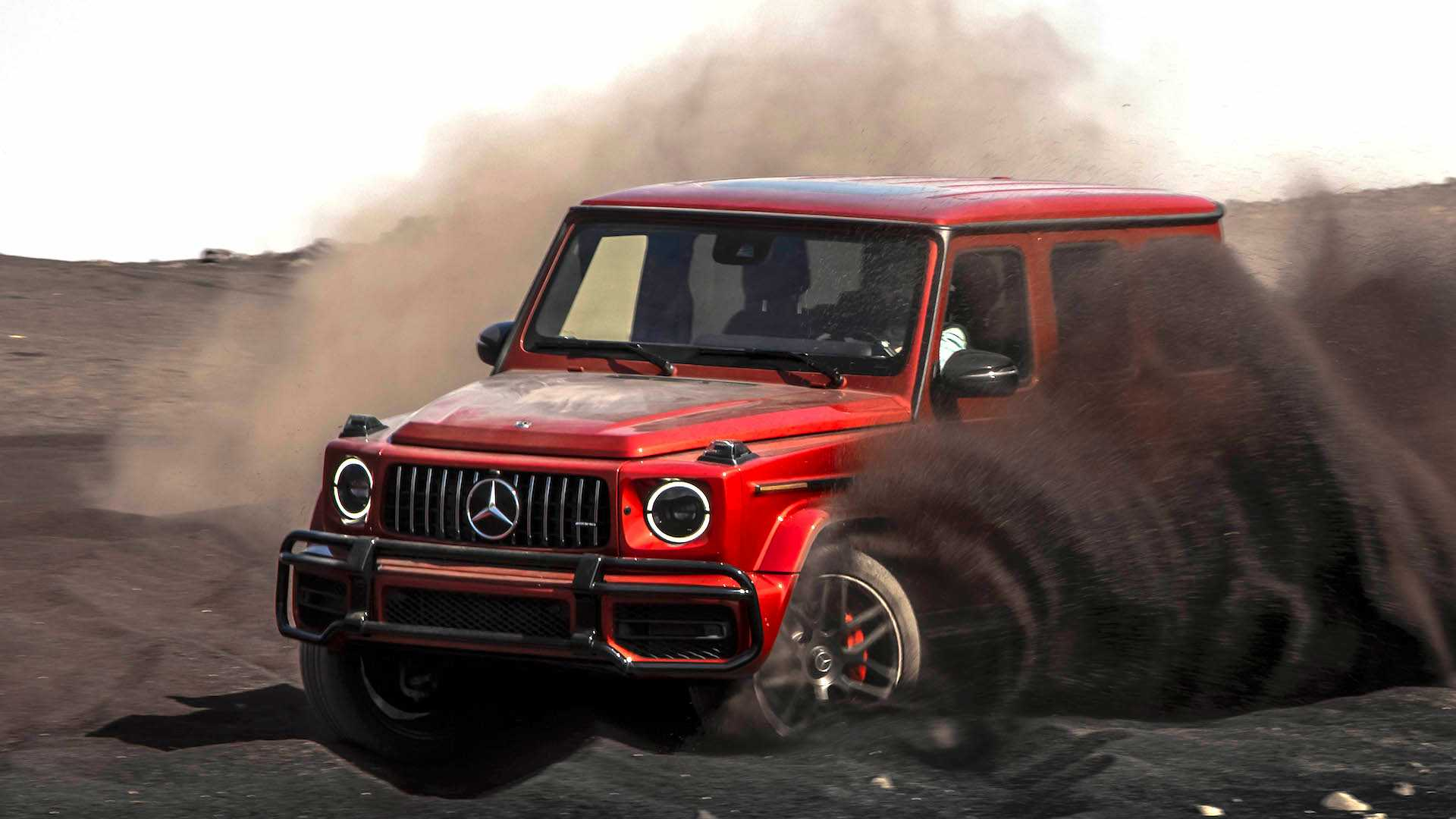 2019 Mercedes Amg G63 First Drive G Sus Christ Supercar