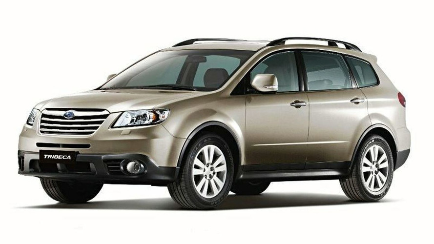 Subaru Tribeca successor still in the works - report