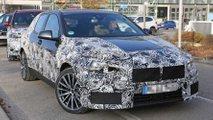 2019 BMW 1 Serisi casus fotoğraf