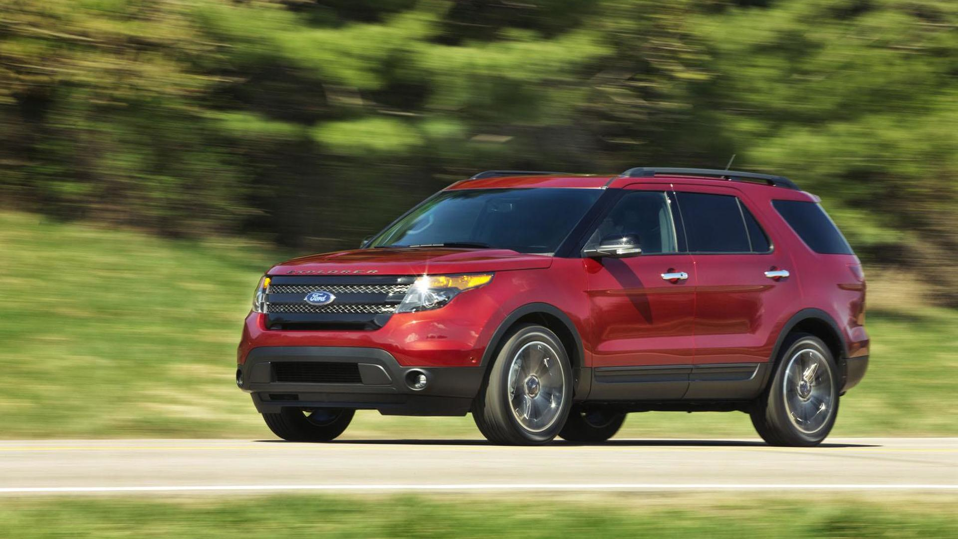 2013 Ford Explorer Sport With 365 Hp Ecoboost Engine On Sale This 2012 Fall Video