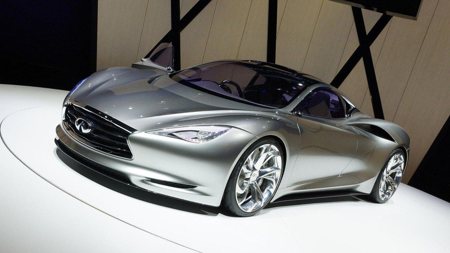 Infiniti Emerg-E concept unveiled in Geneva, production a possibility
