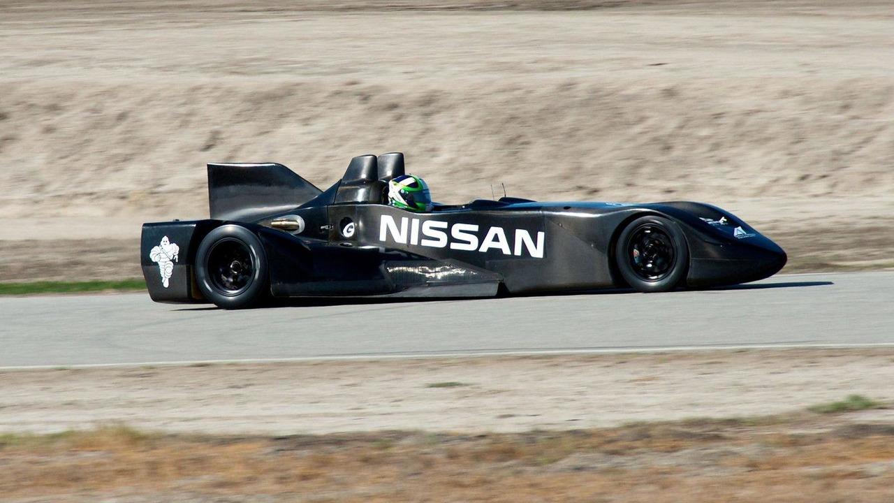 Nissan DeltaWing 13.03.2012
