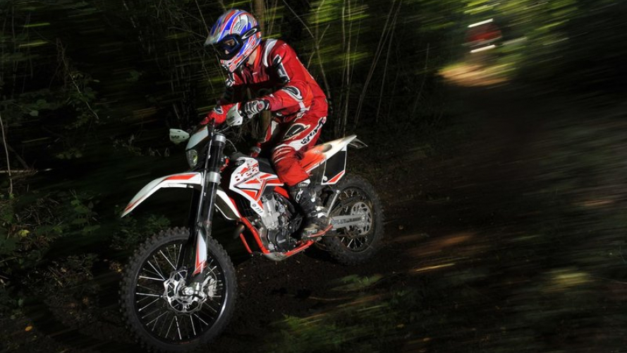 Beta RR 400, 450, 520 enduro 2011 - TEST