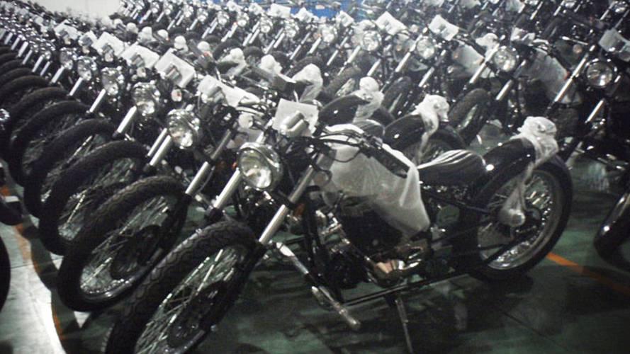 A whole lot of 250cc goodness