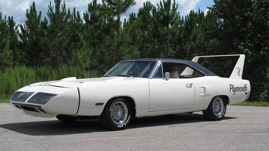 Fully Restored, Low-Mileage 1970 Plymouth Superbird Costs $210,000