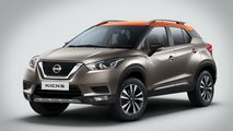 Nissan Kicks: Global x India