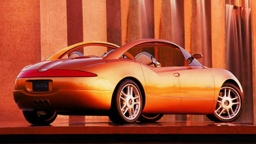 Concept Cars 1999 Buick Cielo We Forgot