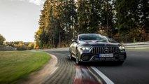 Mercedes-AMG GT 63 S 4-Door At The Nürburgring