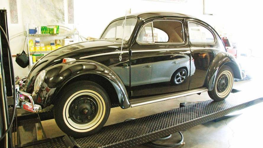 1964 VW Beetle Sells For One Million Dollars For Good Reasons