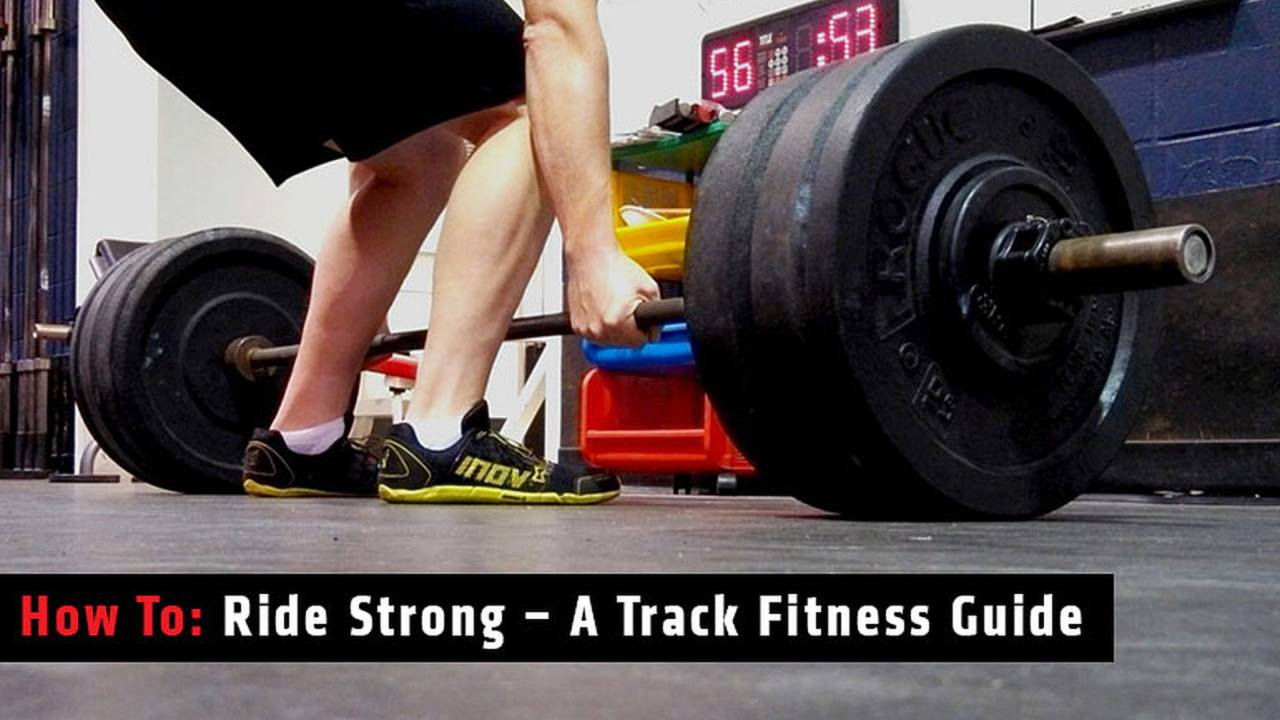 Riding Strong – A Track Fitness Guide