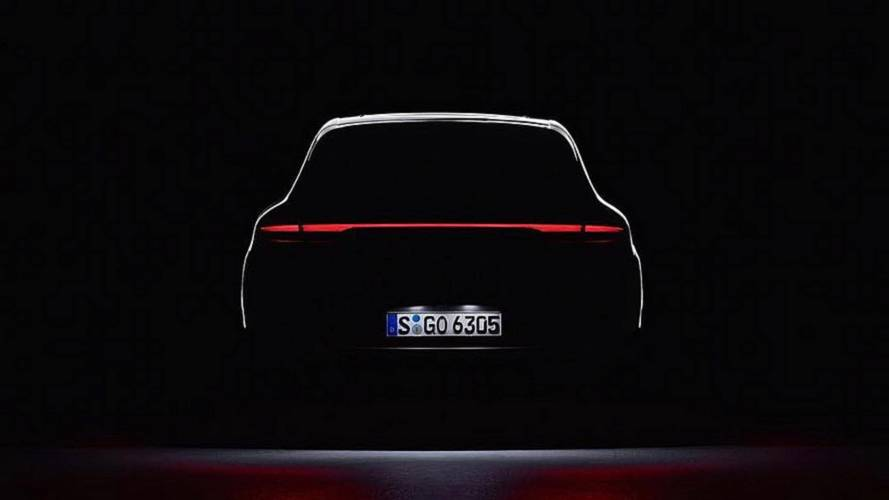 2019 Porsche Macan Facelift Debuts Today; Here's The Final Teaser