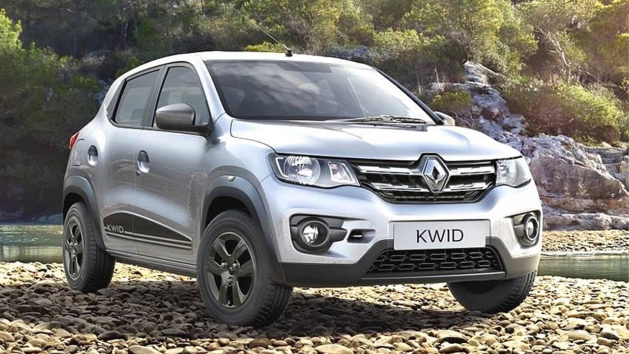 Renault Kwid 2018 - Índia