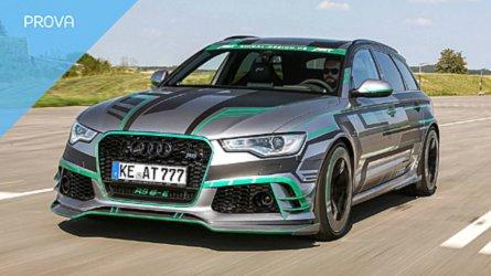 ABT Audi RS6-E, tuning ad alta tensione