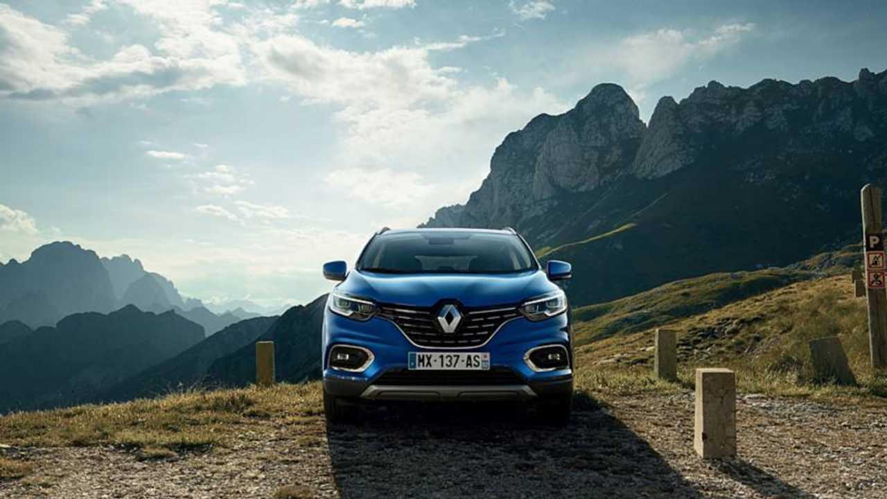 Renault Kadjar Brings Its Subtle Facelift To Paris Motor Show