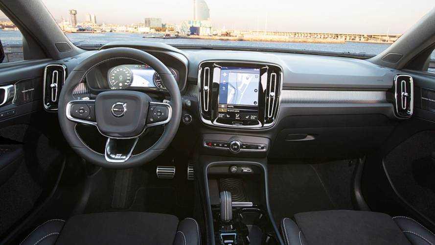 Volvo XC40 T3 2019 Test