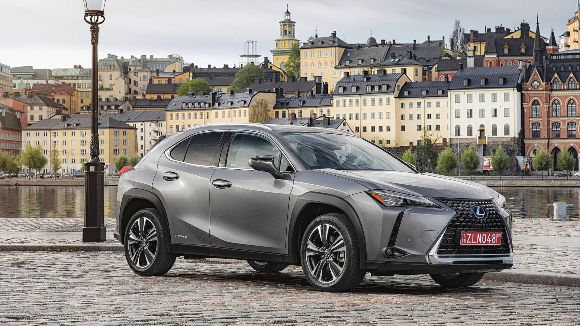 Lexus Ux F Could Happen But Only As A Hot Hybrid