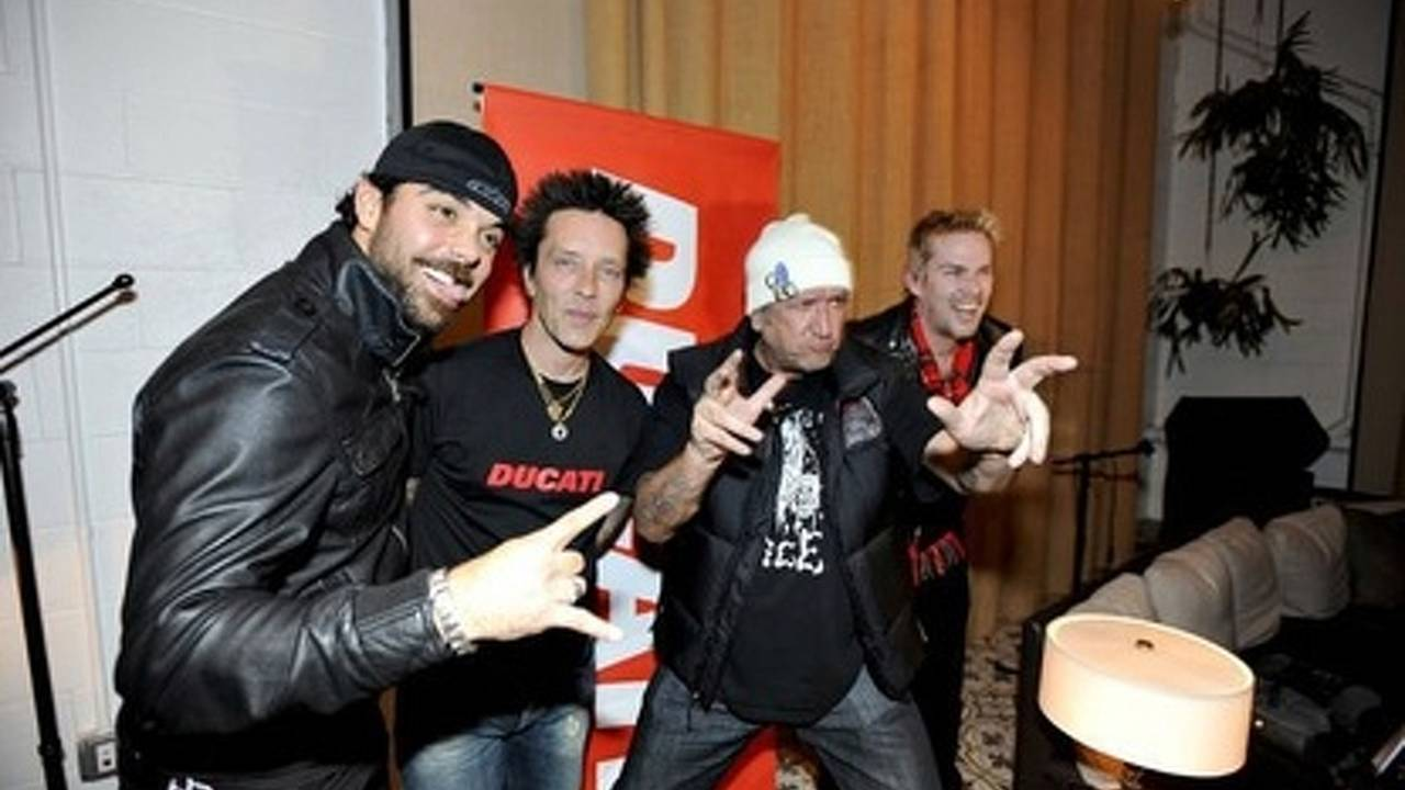 Ducati All Stars: D-list musicians are really desperate for free motorcycles