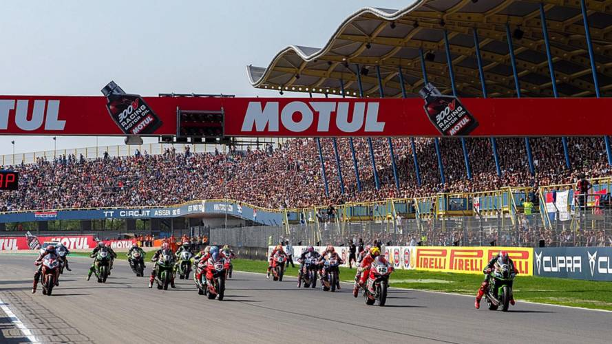 The MOTUL FIM Superbike World Championship Partners With Motorsport Network For A Global Fan Survey