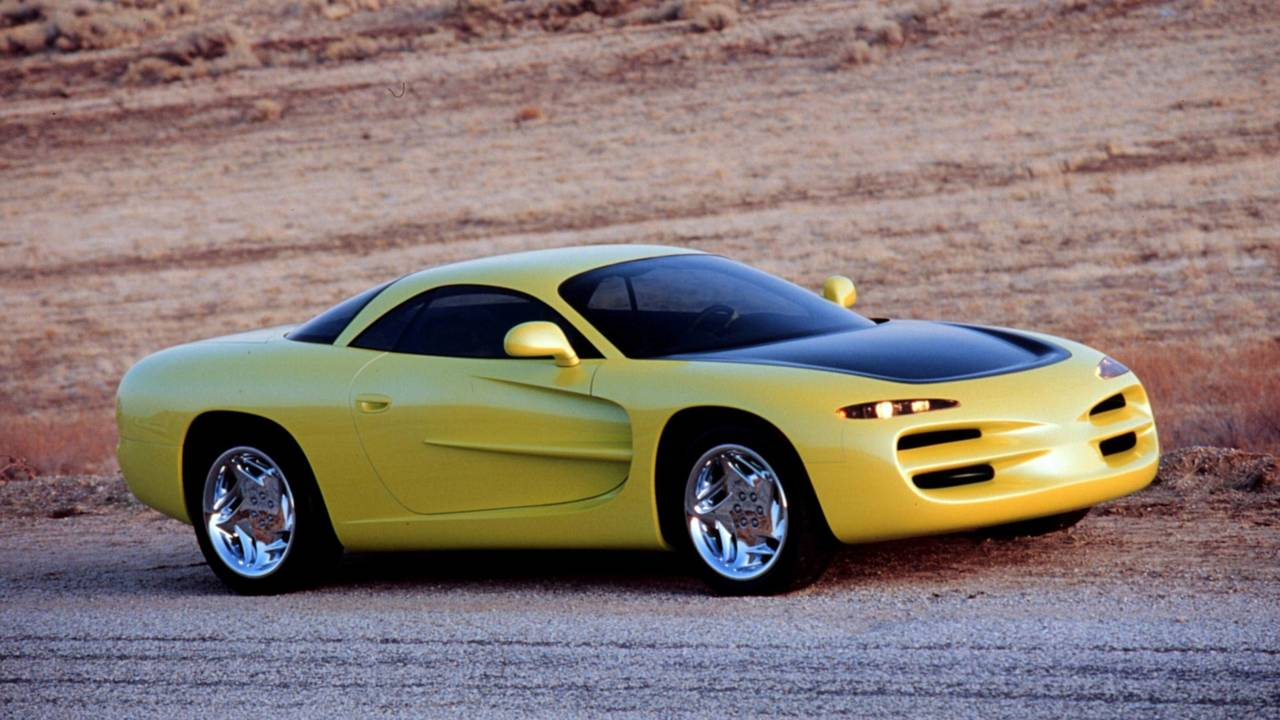 Unuttuğumuz Konseptler: 1994 Dodge Venom