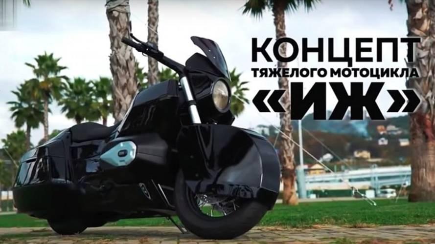 Стало известно, когда в продаже появится мотоцикл Aurus