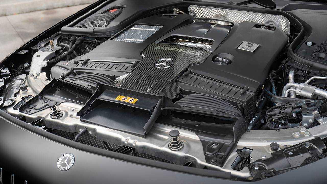 Mercedes-AMG GT 63 S 4 Puertas primera prueba