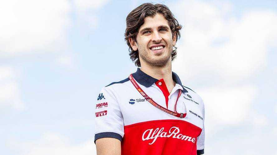 Giovinazzi fera équipe avec Räikkönen chez Sauber en 2019