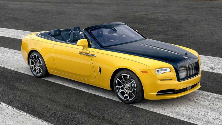 Rolls-Royce Bespoke alla Monterey Car Week 2018
