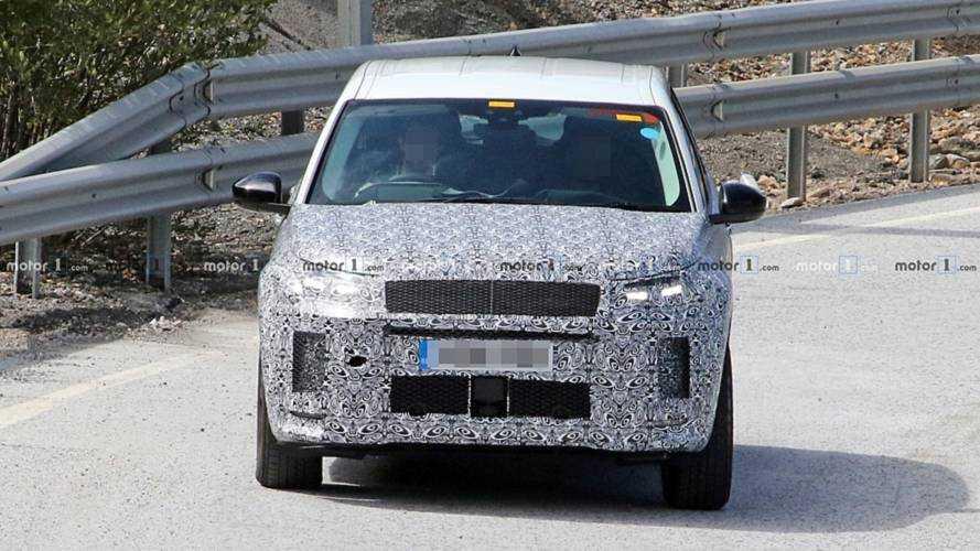 Land Rover Discovery Sport 2020, fotos espía