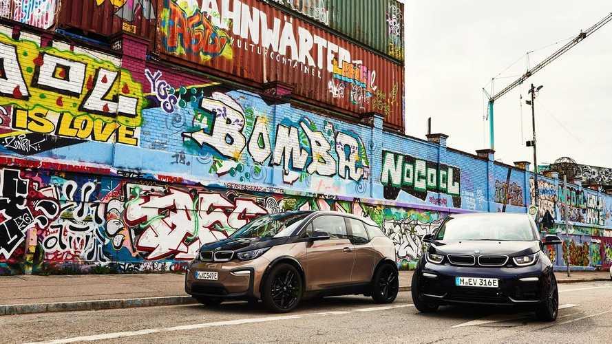 BMW actualiza los i3 e i3s 2019 con una batería más poderosa