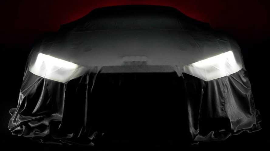 Audi Sport анонсировала загадочный спорткар