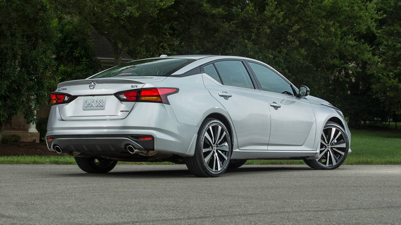 2019 Nissan Altima First Drive: More Grip, More Heart
